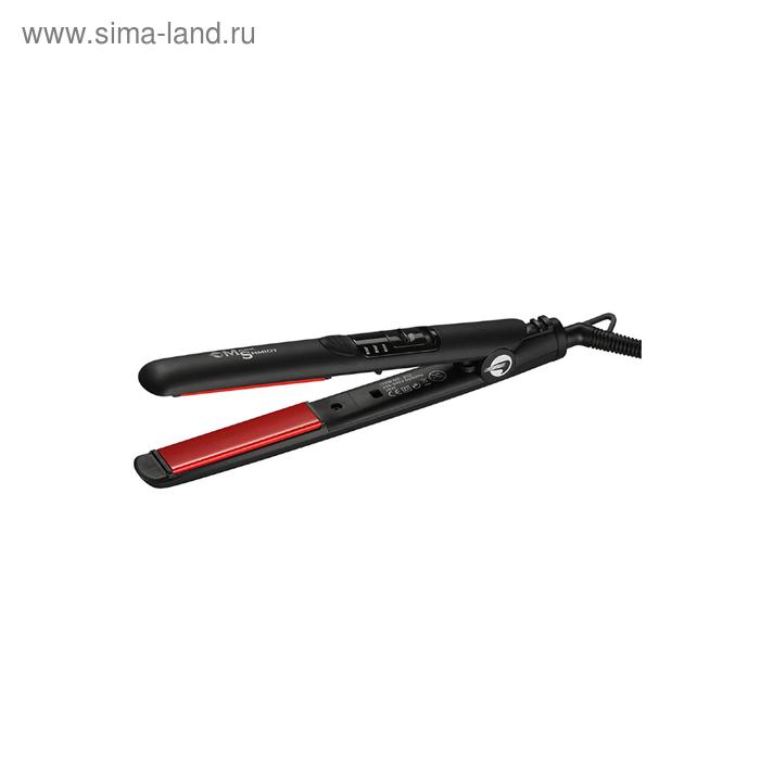 Выпрямитель Mark Shmidt 202, 36 Вт, 200-230˚С, пластины 23х90 мм, шнур 3 м, чёрный