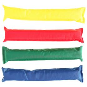 Палочки эстафетные, длина 30 см, набор из 4 штук, цвета микс Ош