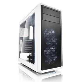 Корпус Fractal Design FOCUS G Window, без БП, ATX, белый