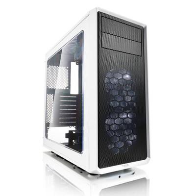 Корпус Fractal Design FOCUS G Window, без БП, ATX, белый - Фото 1