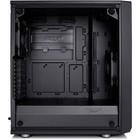 Корпус Fractal Design Meshify C Blackout TG, без БП, ATX, черный - Фото 4