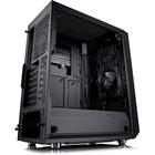 Корпус Fractal Design Meshify C Blackout TG, без БП, ATX, черный - Фото 6