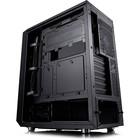 Корпус Fractal Design Meshify C Blackout TG, без БП, ATX, черный - Фото 7