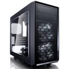 Корпус Fractal Design FOCUS G MINI Window, без БП, mATX, черный - Фото 1