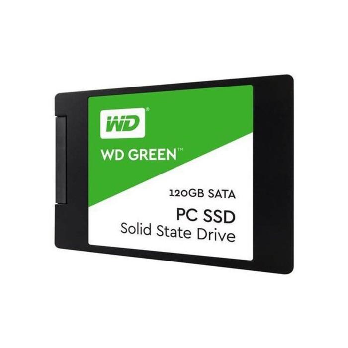 SSD накопитель WD Green 120Gb (WDS120G2G0A) SATA-III