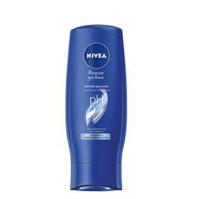 Бальзам-уход Nivea Молочко для нормальных волос, 200 мл