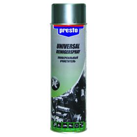 Очиститель универсальный PRESTO, 500 мл, аэрозоль Ош