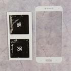 Стекло закаленное с цветной рамкой fullscreen для Xiaomi Mi 5c DF xiColor-11 (white)