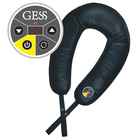 Массажер для шеи и плеч GESS-157 Tap Pro, 60 Вт, 39 программ, ударно-кулачковый