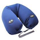 Массажная подушка GESS-306 uNeck PRO, 2.5 Вт, 6 режимов, синяя