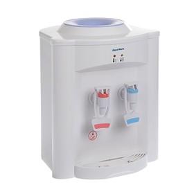 Кулер для воды AquaWork 720-T, только нагрев, настольный, 500 Вт, белый Ош