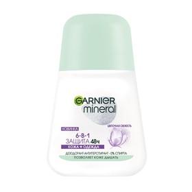 Дезодорант-антиперспирант Garnier Mineral Защита 6 «Весенняя свежесть», защита 48 часов, 50 мл