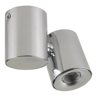 Светильник PUNTO 3Вт LED 3000K хром 4x8,5x6,7см - Фото 1