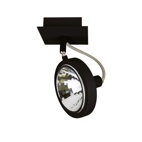 Светильник VARIETA 40Вт G9 черный 10x10x20см Ош