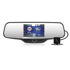 Видеорегистратор Neoline G-tech X27 Dual GPS, две камеры, 4.3', обзор 150°, 1920x1080 Ош