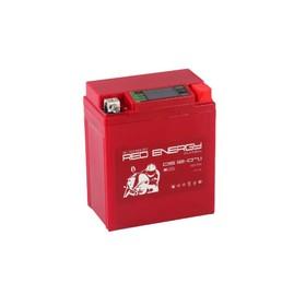 Аккумуляторная батарея Red Energy DS 12-07.01(YTX7L-BS)12V, 7Ач обратная(- +) Ош