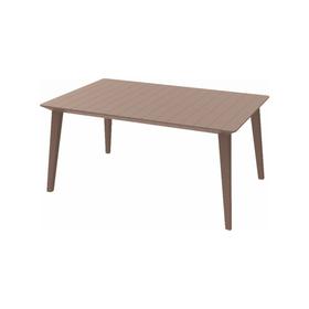Стол Lima 160, 160 × 100 × 75 см, цвет капучино