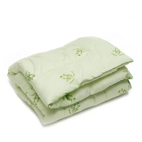Одеяло Карамелька 110х140 см, полиэстер 100%, бамбуковый пласт 300 г/м