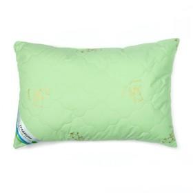 Подушка «Жили-были», 40х60 см, стёганый чехол тик, бамбук, лебяжий пух