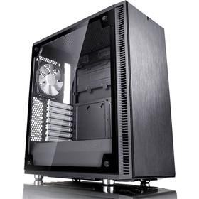 Корпус Fractal Design Define C TG, без БП, ATX, черный