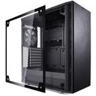 Корпус Fractal Design Define C TG, без БП, ATX, черный - Фото 3