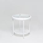 Стол WHITE, белый, GG-04-05
