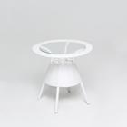 Стол WHITE, белый, GG-04-07