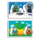 Парные картинки «Справа-слева/сверху-снизу», МИКС - Фото 7