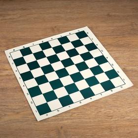 Шахматное поле, пвх, 42х42 см,  микс Ош