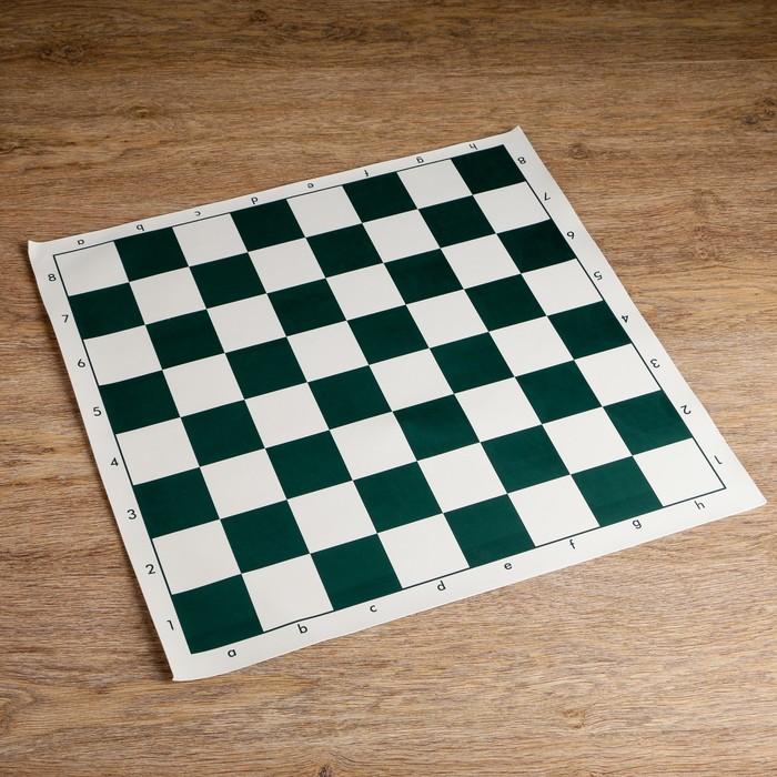 Шахматное поле, пвх, 50х50 см
