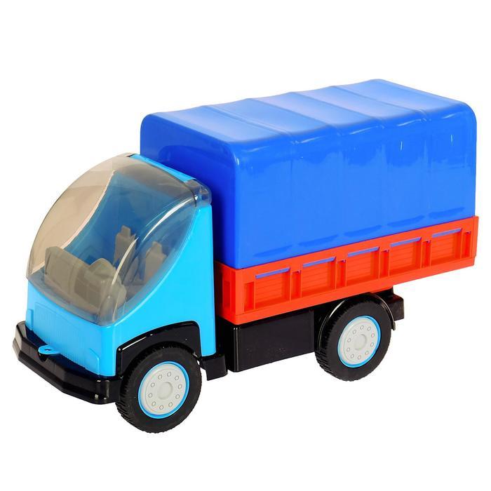 Автомобиль «Грузовик с тентом»