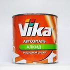 """Автоэмаль """"ВИКА""""-60, жёлтая 1035, 0,8 кг"""