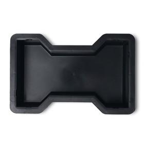 Форма для тротуарной плитки «Катушка», 22.5 × 13.5 × 5.6 см, гладкая, Ф11008, 1 шт. Ош