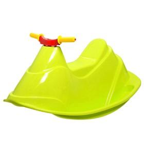 Качалка «Гидроцикл», зелёная Ош