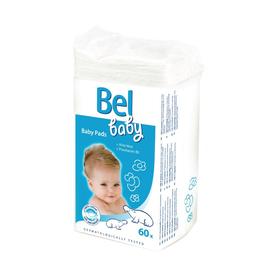 Детские ватные подушечки Bel Baby Pads, 60 шт.