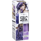 Красящий бальзам для волос L'Oreal Colorista Washout, смываемый, цвет пурпурный, 80 мл