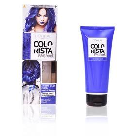 Красящий бальзам для волос L'Oreal Colorista Washout, смываемый, цвет индиго, 80 мл