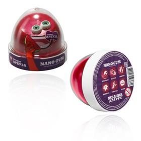Жвачка для рук Nano gum, аромат арбуза, 50 г