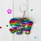 Мягкий брелок-хамелеон «Слон»