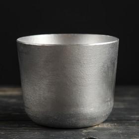 """Форма для выпечки куличей и кексов  """"Круглая"""", 1.5 мм, 0.35 л"""