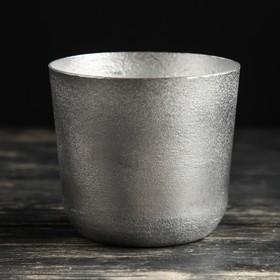 """Форма для выпечки куличей и кексов  """"Круглая"""", 1.5 мм, 0.4 л"""