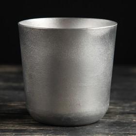 """Форма для выпечки куличей и кексов  """"Круглая"""", 3 мм, 0.5 л"""