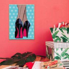 Постер А3 интерьерный «Гламур», 29 х 42 см Ош