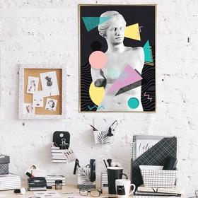 Постер А4 интерьерный «Скульптурный шедевр», 29 х 21 см Ош