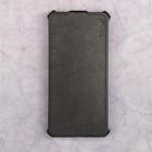 Чехол-флип Snoogy для Xiaomi Mi 5S, иск. кожа, Черный