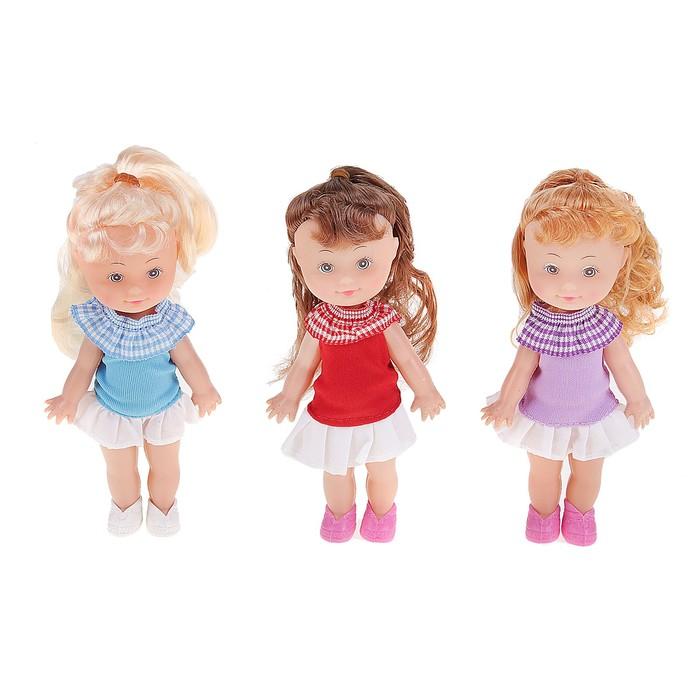 Кукла классическая Крошка Сью, 3 вида