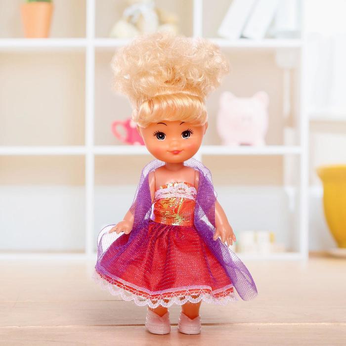 Кукла Крошка Сью праздничная, 3 вида