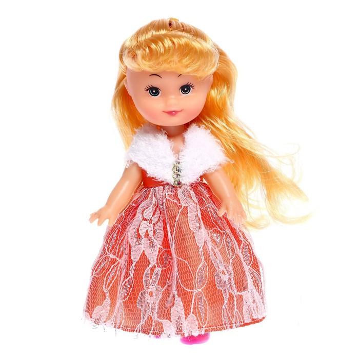 Кукла классическая Крошка Сью в платье