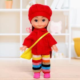"""Кукла """"Крошка Сью"""" на прогулке, 4 вида"""