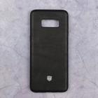 Чехол Activ T Leather SM-G950 для Samsung Galaxy S8, черный